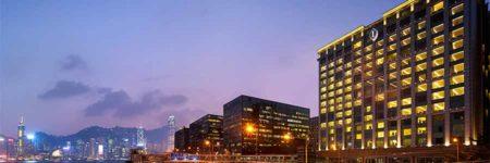 Hotel Exterior © InterContinental Grand Stanford Hong Kong