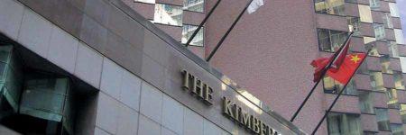 Kimberley Hong Kong © The Kimberley Hotel