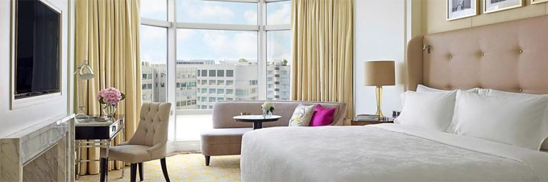 Deluxe City View © Langham Hotels International Limited